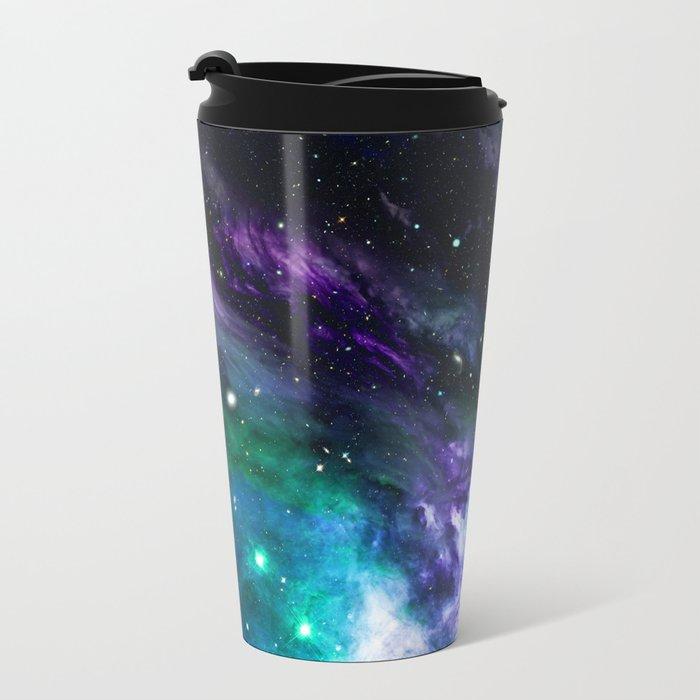 Astro Nebula Travel Mug