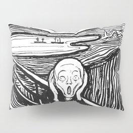 "Edvard Munch ""The Scream"", 1895 Pillow Sham"