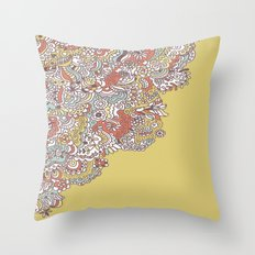 Flower Medley #1 Throw Pillow