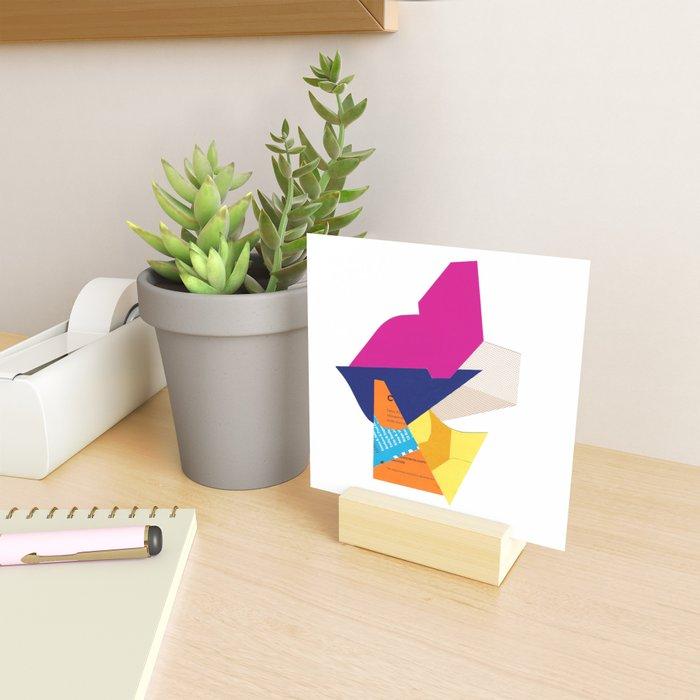 Release Mini Art Print