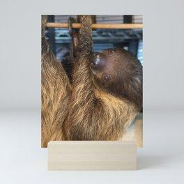 Sloth Mini Art Print