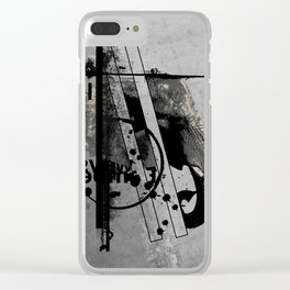 Short-term Memory Loss Clear iPhone Case