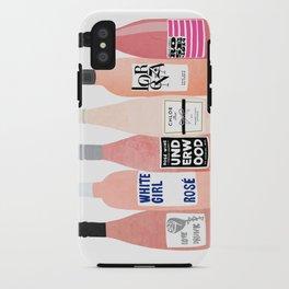 Rose Bottles iPhone Case