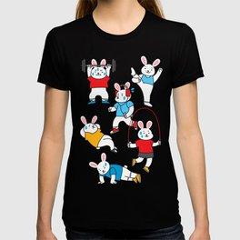 Chubby Bunnies T-shirt