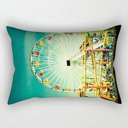 Farris Wheel  Rectangular Pillow
