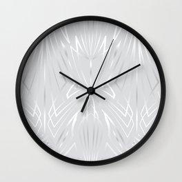 Pinstripe Pattern Creation XXXIII Wall Clock