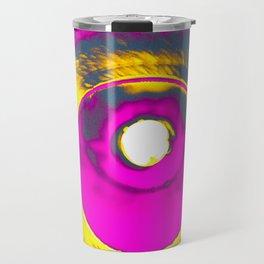 Swirl up bruh, or stop talking Travel Mug