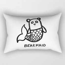 Bearmaid Rectangular Pillow