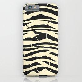 ZEBRA TTY N8 iPhone Case