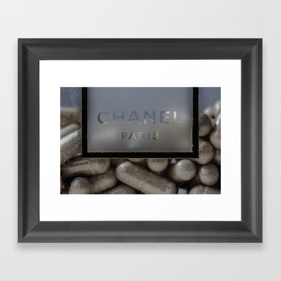 DESIGNER DRUGS Framed Art Print