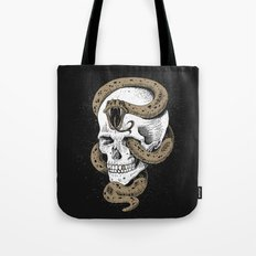 The Dark Mark of You-Know-Who Tote Bag