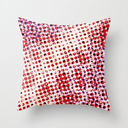 Visual illusion No. 2 Throw Pillow