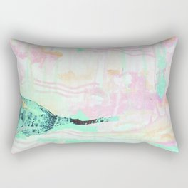 oxidize your thoughts and speak them aloud Rectangular Pillow