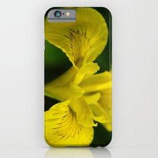 Yellow Iris iPhone 6s Slim Case