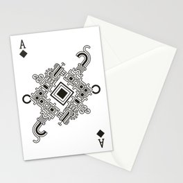 Continental Quetzalcoatl Stationery Cards