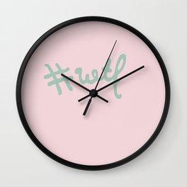 #wtf Wall Clock