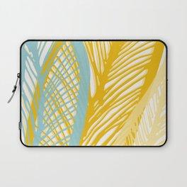 Banana Leaf Pattern Laptop Sleeve