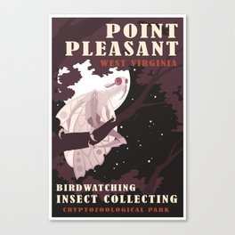 CPS: Point Pleasant, WV Canvas Print