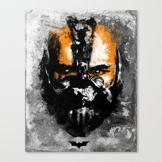 Bane Rhymes with Pain Canvas Print