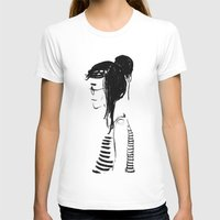 hippy T-shirts featuring Hippy girl by Oomy12