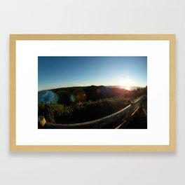 Byron Bay, NSW, Australia Framed Art Print