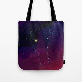 Vermont Constellation Tote Bag
