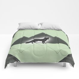The Story of the Fox Comforters