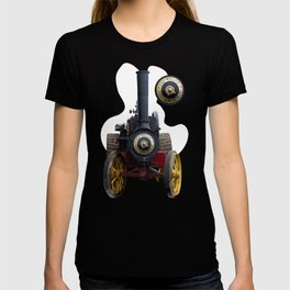 Steam Power 1 - Tractor T-shirt