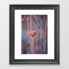 whispers Framed Art Print