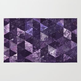 Abstract Geometric Background #27 Rug