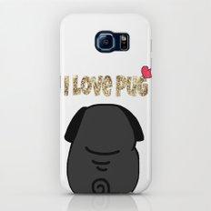 Pug-33 Galaxy S7 Slim Case