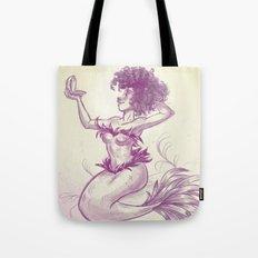 Mermaid Dime Tote Bag