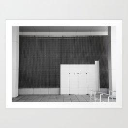 The Devoid - Building in Washington, DC Art Print