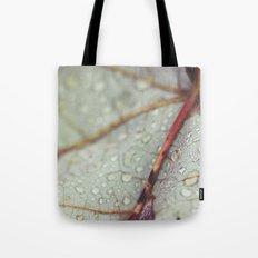Feeling the Rain Tote Bag
