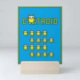 Catroid Mini Art Print