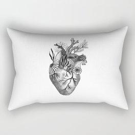 Mermaid Heart Rectangular Pillow