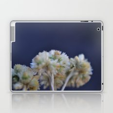 fluffy flower Laptop & iPad Skin