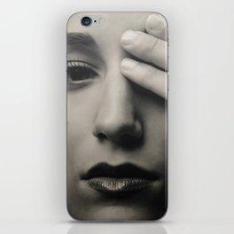 Shy One iPhone Skin