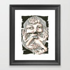 310114 Framed Art Print