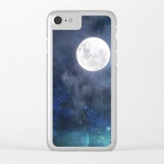 Haight Ashbury Vibes Clear iPhone Case