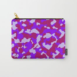 Flirty Camouflage Carry-All Pouch