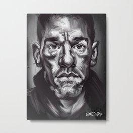 Michael Stipe Metal Print