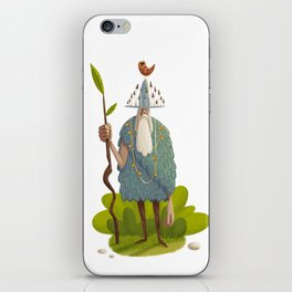 Woodsman iPhone Skin