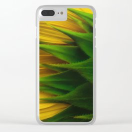 Sunny Back Clear iPhone Case