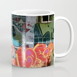 graffiti 0 Coffee Mug