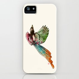 Colorful Bird iPhone Case