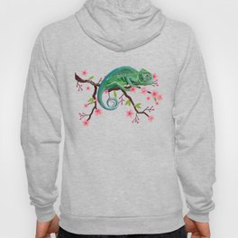 Floral Decorations Reptile Hoody