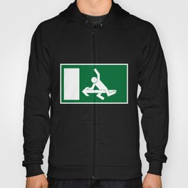 Ride On Exit Hoody