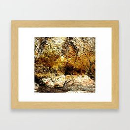 Cayucos Framed Art Print