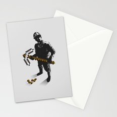 Miner Stationery Cards
